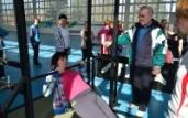 В Калужской области продолжают развивать спортивную инфраструктуру